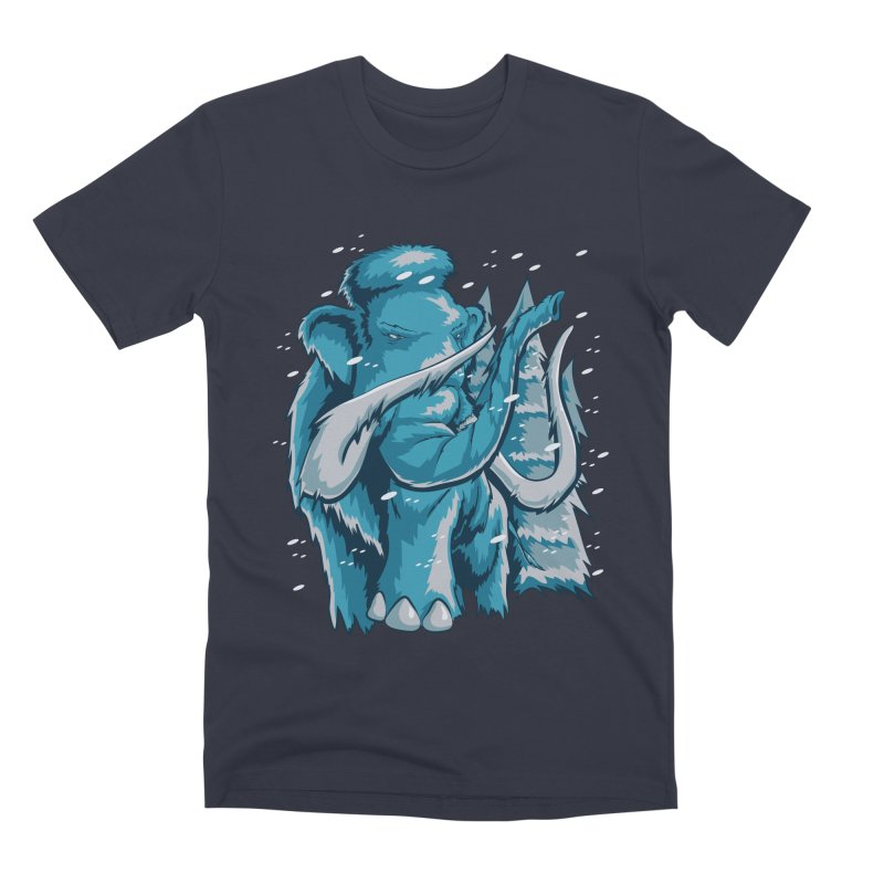 Arctic Giant Men's Premium T-Shirt by Stephen Hartman Illustration Shop