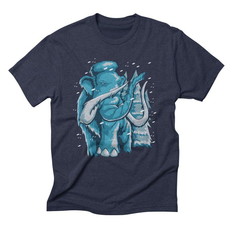 Arctic Giant Men's Triblend T-Shirt by Stephen Hartman Illustration Shop