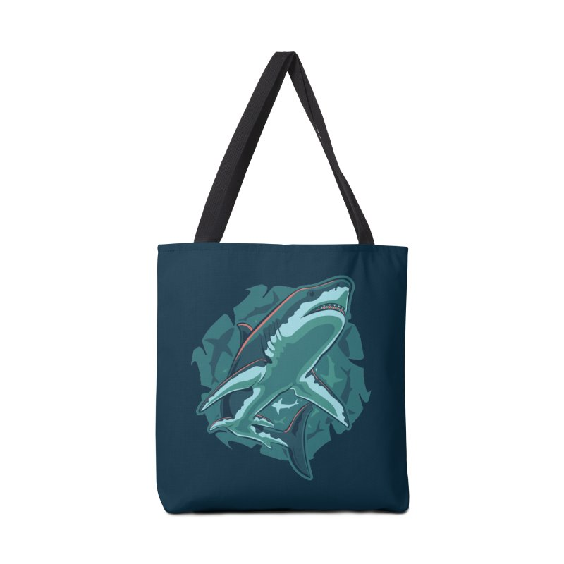 Top Predator Accessories Tote Bag Bag by Stephen Hartman Illustration Shop