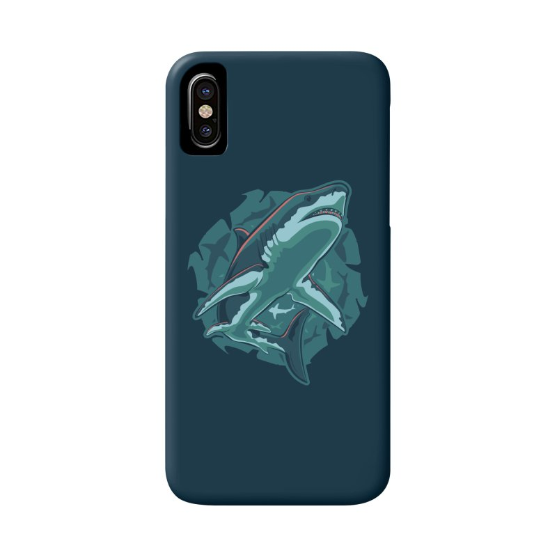 Top Predator Accessories Phone Case by Stephen Hartman Illustration Shop