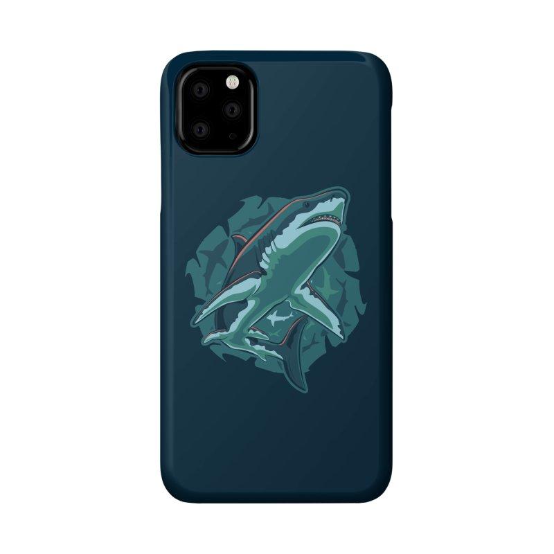 Top Predator Accessories Phone Case by Stephen Hartman Illustration Shop