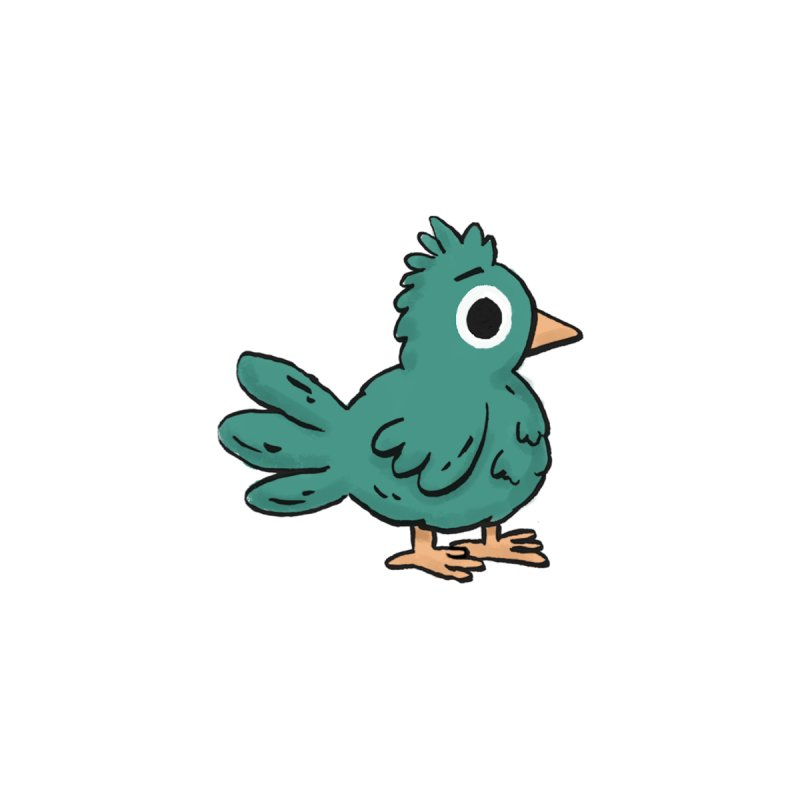 Blue Bird by Stephen Kissel Illustration - Shop