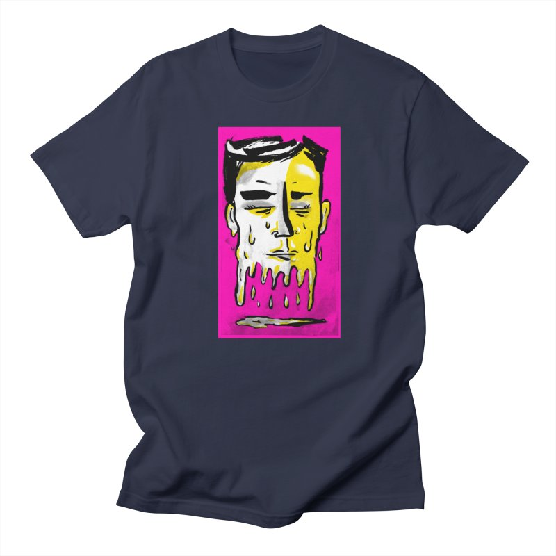 Melting Tuk Tuk Men's T-Shirt by Stephen Petronis's Shop