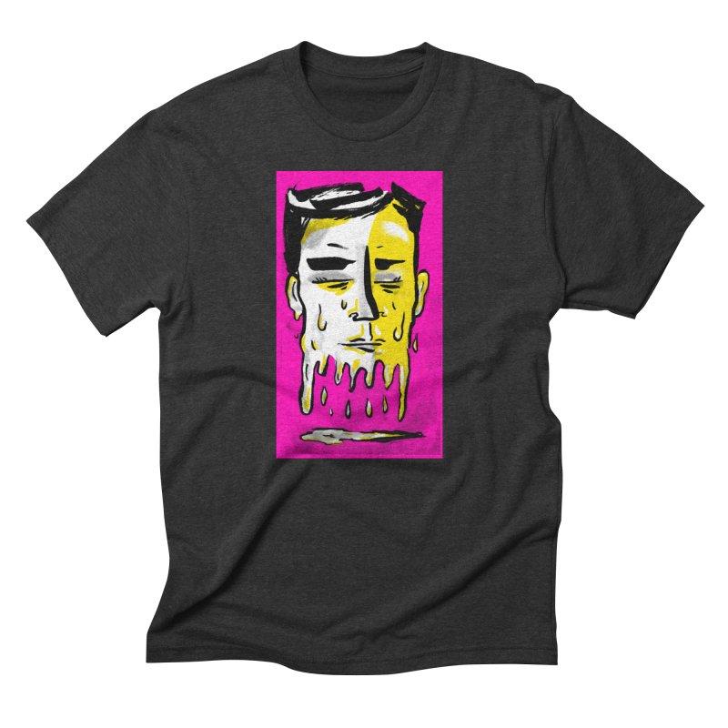 Melting Tuk Tuk Men's Triblend T-shirt by Stephen Petronis's Shop