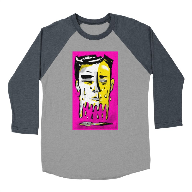 Melting Tuk Tuk Men's Baseball Triblend T-Shirt by Stephen Petronis's Shop