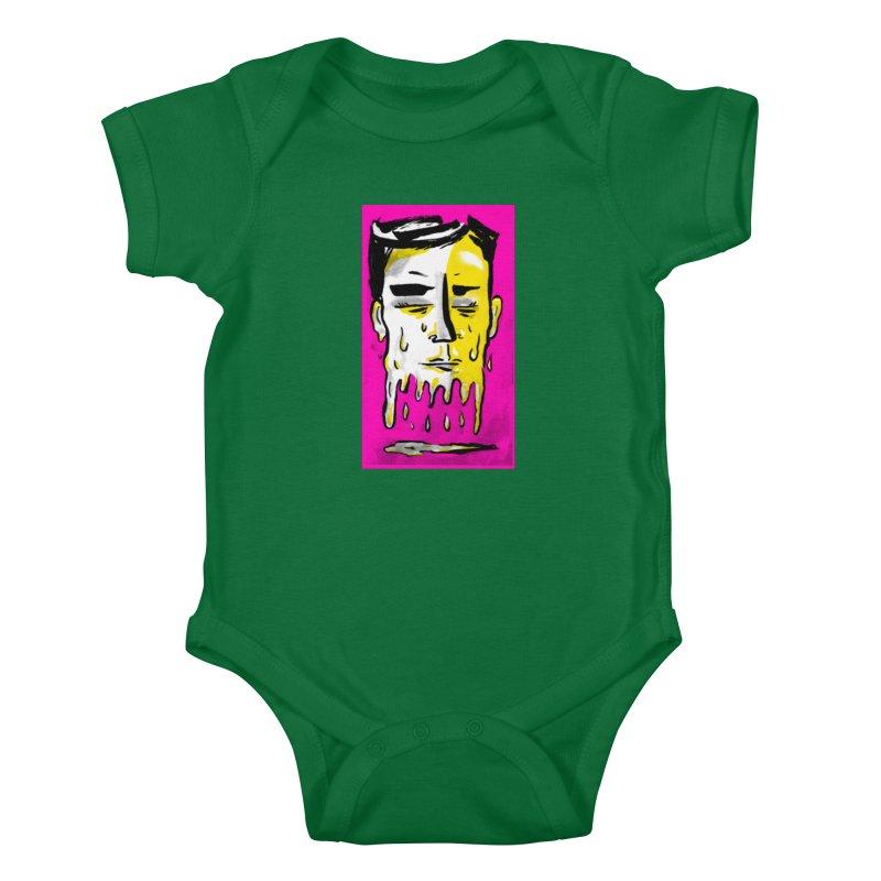 Melting Tuk Tuk Kids Baby Bodysuit by Stephen Petronis's Shop