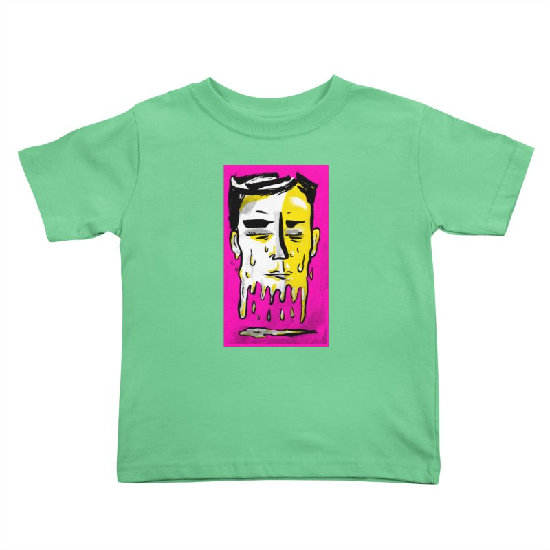 Melting Tuk Tuk Kids Toddler T-Shirt by Stephen Petronis's Shop