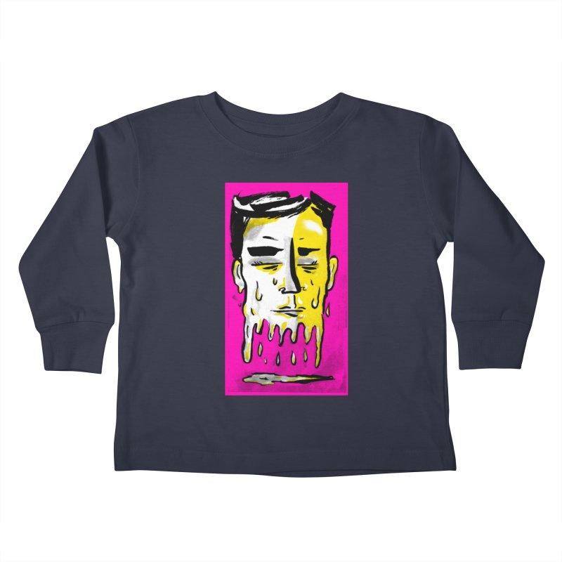 Melting Tuk Tuk Kids Toddler Longsleeve T-Shirt by Stephen Petronis's Shop