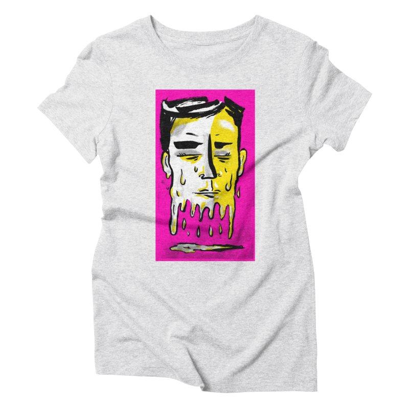 Melting Tuk Tuk Women's Triblend T-Shirt by Stephen Petronis's Shop