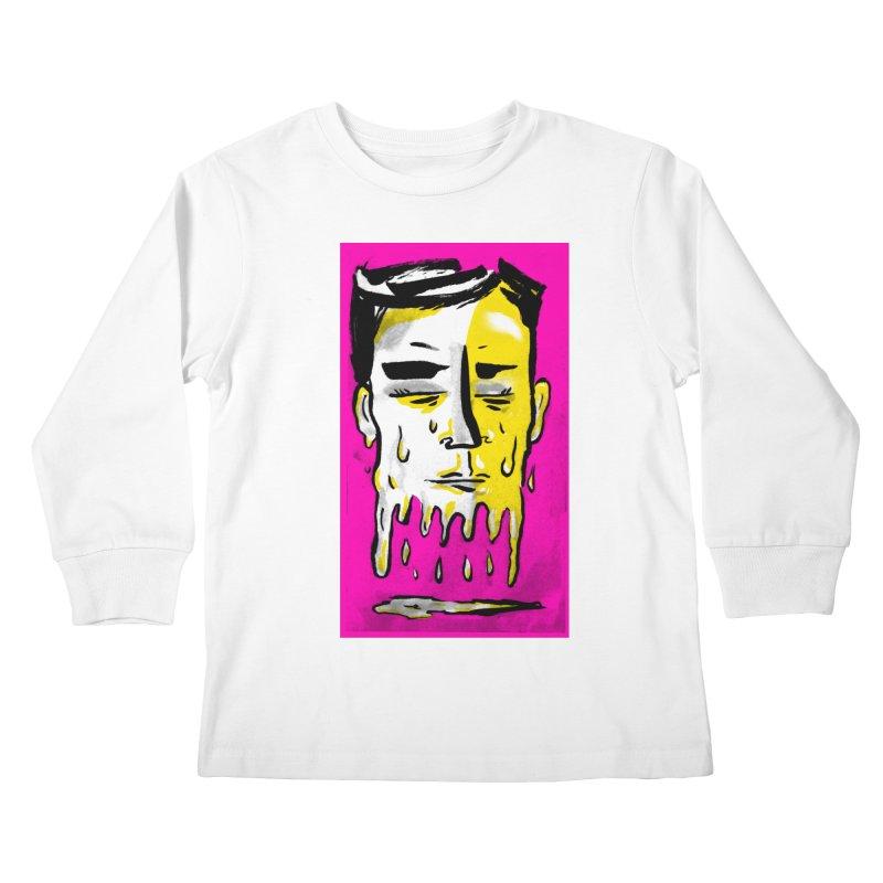 Melting Tuk Tuk Kids Longsleeve T-Shirt by Stephen Petronis's Shop