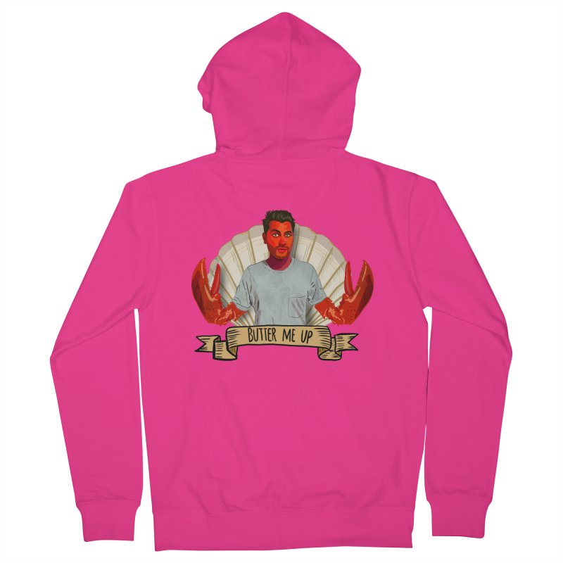 Don't get steamed Men's Zip-Up Hoody by Stephen Petronis's Shop