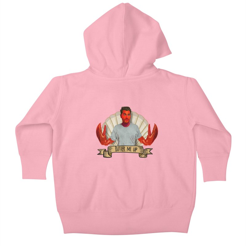 Don't get steamed Kids Baby Zip-Up Hoody by Stephen Petronis's Shop