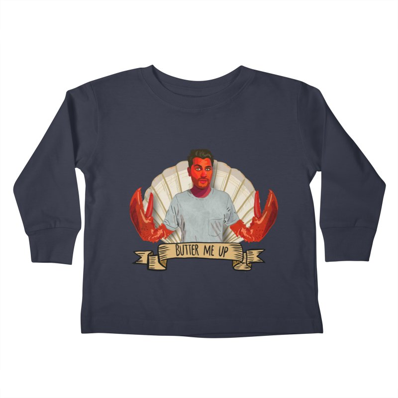 Don't get steamed Kids Toddler Longsleeve T-Shirt by Stephen Petronis's Shop