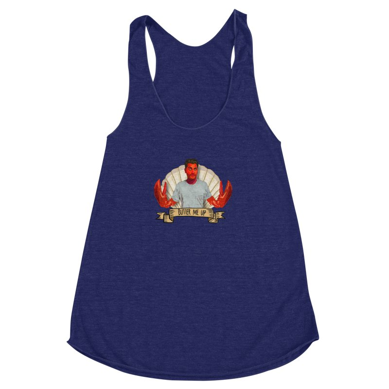 Don't get steamed Women's Racerback Triblend Tank by Stephen Petronis's Shop