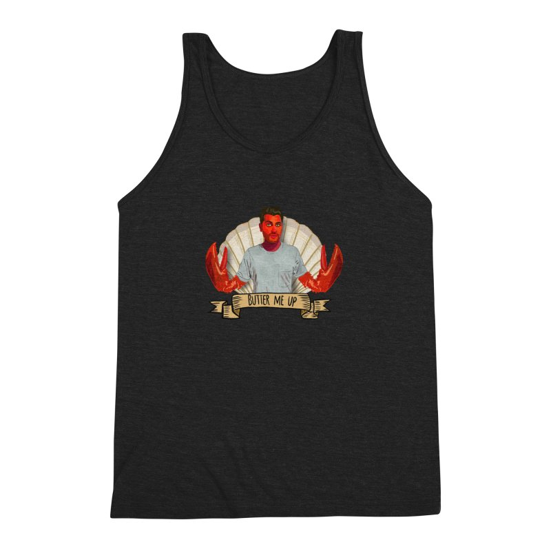 Don't get steamed Men's Triblend Tank by Stephen Petronis's Shop