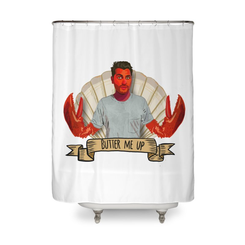 Don't get steamed Home Shower Curtain by Stephen Petronis's Shop