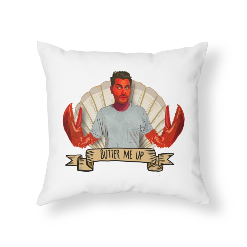 Don't get steamed Home Throw Pillow by Stephen Petronis's Shop