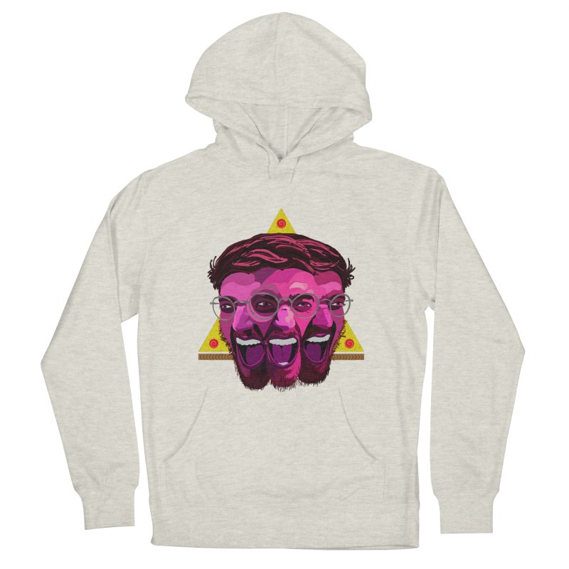 Pizza Spinning Dylan Men's Pullover Hoody by Stephen Petronis's Shop