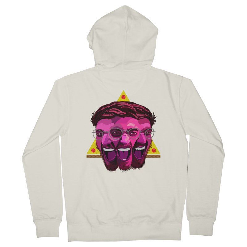 Pizza Spinning Dylan Women's Zip-Up Hoody by Stephen Petronis's Shop