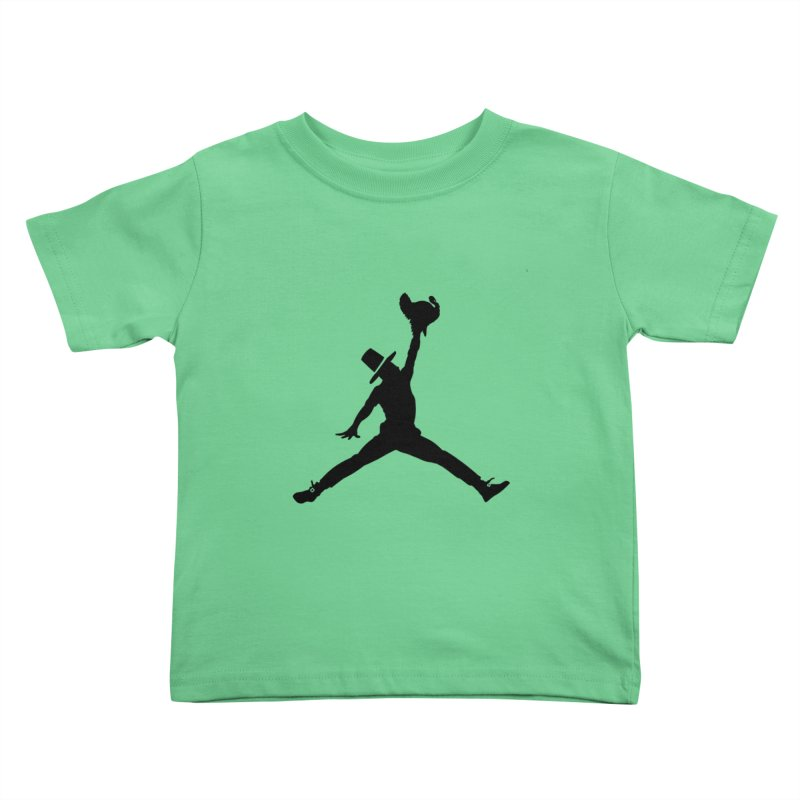 TurDunkMan Kids Toddler T-Shirt by Stephen Petronis's Shop