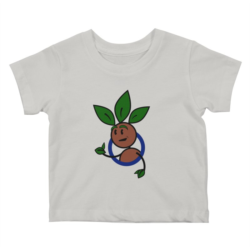 Jack Palmer Kids Baby T-Shirt by Stephen Petronis's Shop