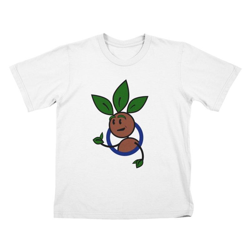 Jack Palmer Kids T-shirt by Stephen Petronis's Shop
