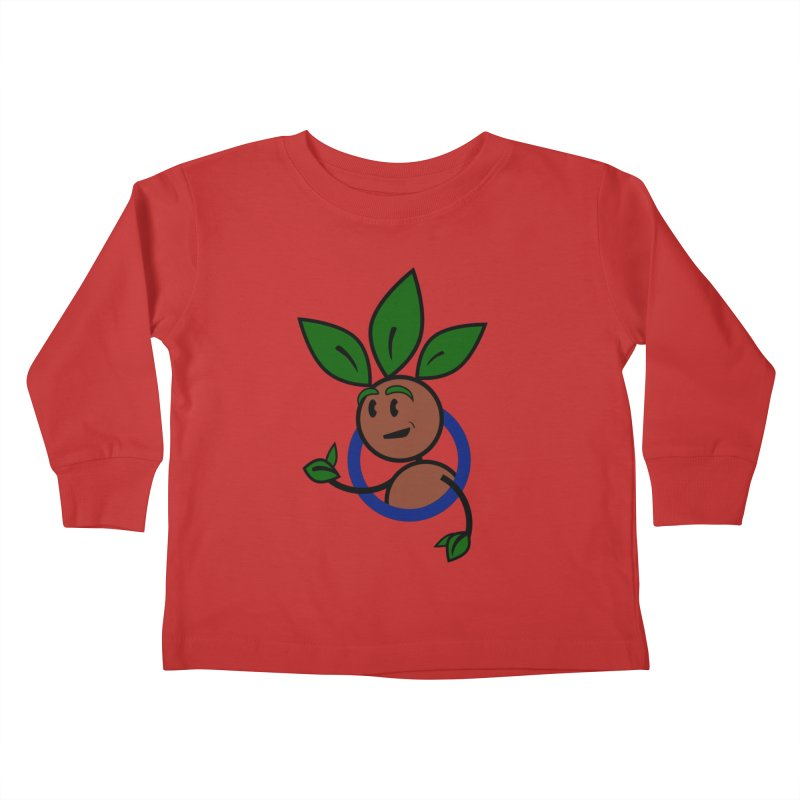 Jack Palmer Kids Toddler Longsleeve T-Shirt by Stephen Petronis's Shop