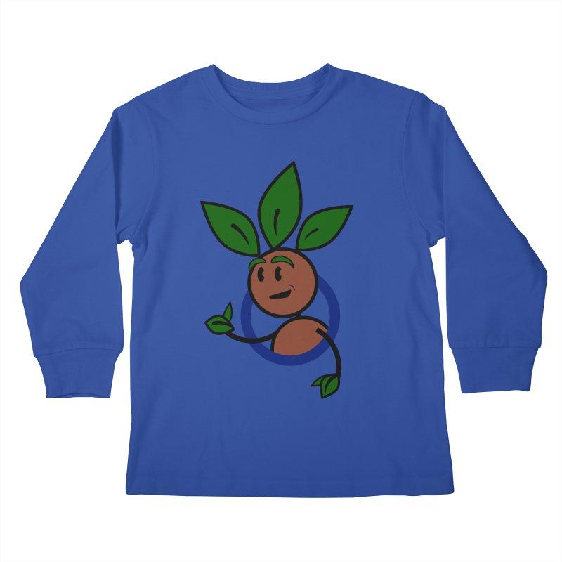 Jack Palmer Kids Longsleeve T-Shirt by Stephen Petronis's Shop