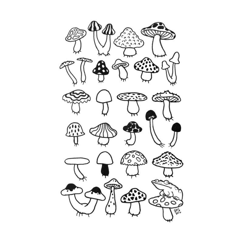 Mushroom Party by Steph Stanga's Artist Shop