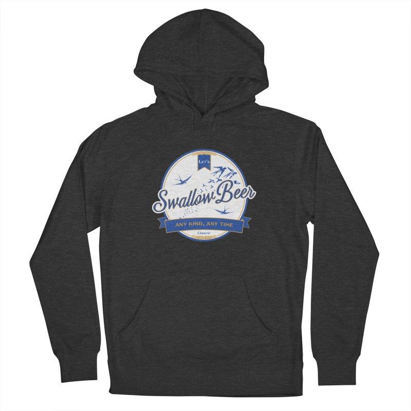 Let's Swallow Beer Women's Pullover Hoody by StephStump