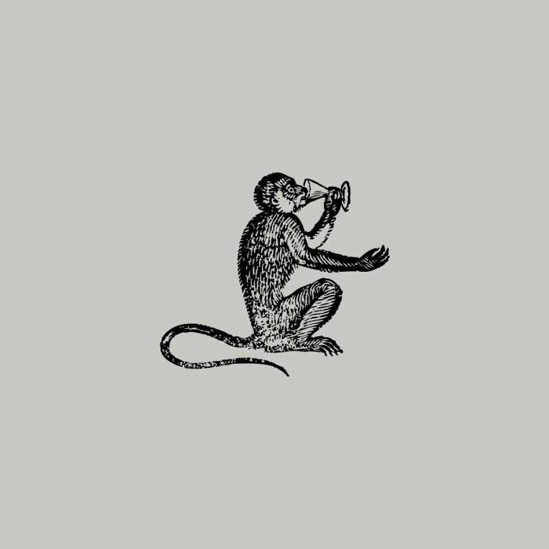 Drunken Monkey by StephStump