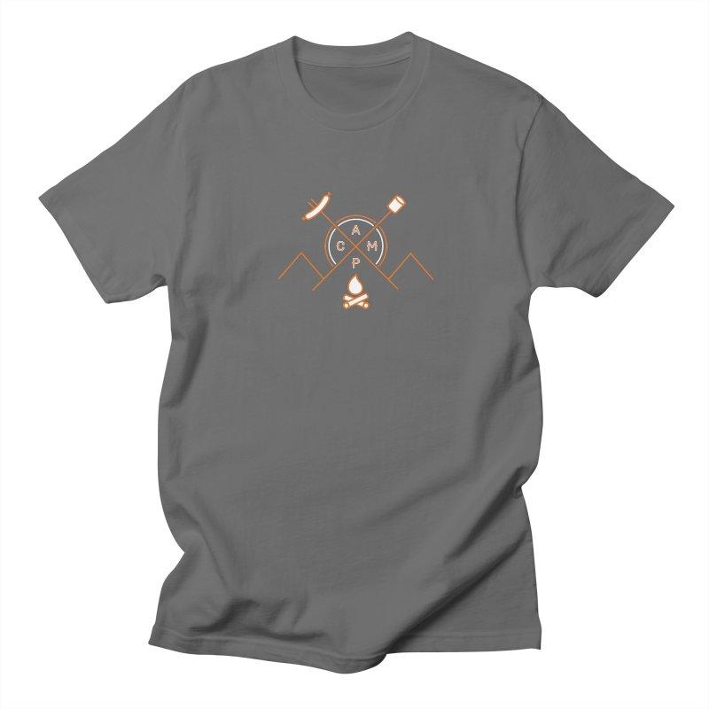 CAMP Men's T-Shirt by StephStump