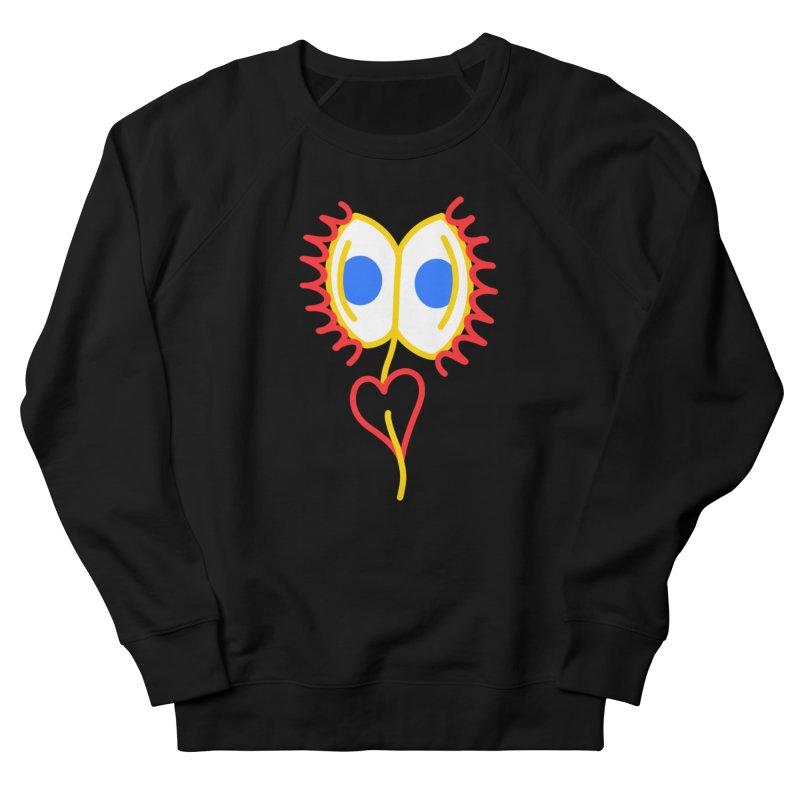 VENUS FLY RAPS Women's French Terry Sweatshirt by stephupsidefrown's Artist Shop