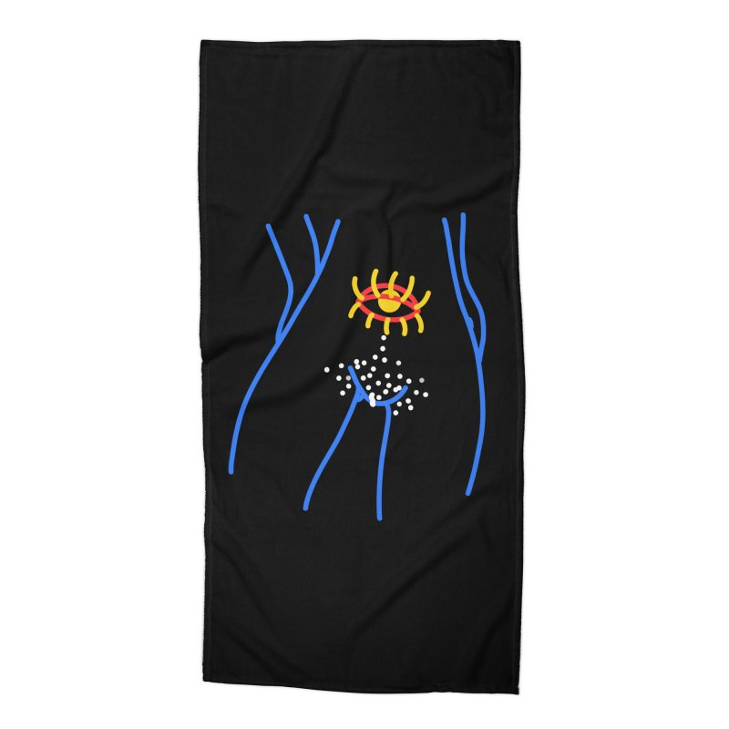 COOTER FLASH Accessories Beach Towel by stephupsidefrown's Artist Shop