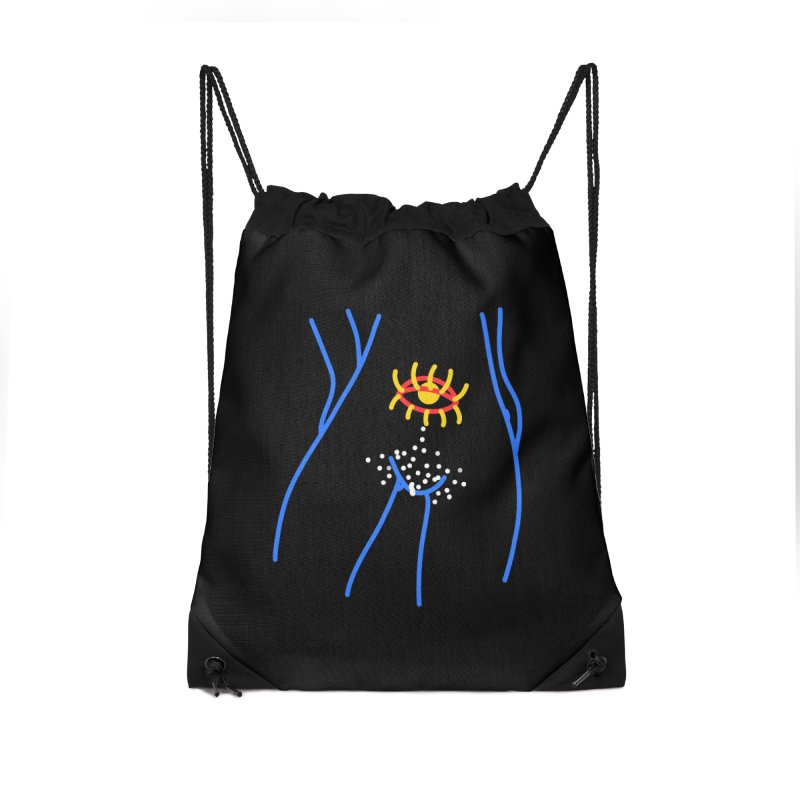 COOTER FLASH Accessories Drawstring Bag Bag by stephupsidefrown's Artist Shop