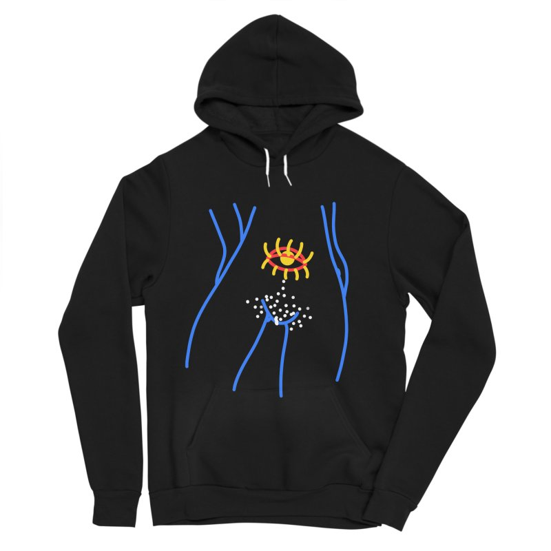 COOTER FLASH Women's Pullover Hoody by stephupsidefrown's Artist Shop