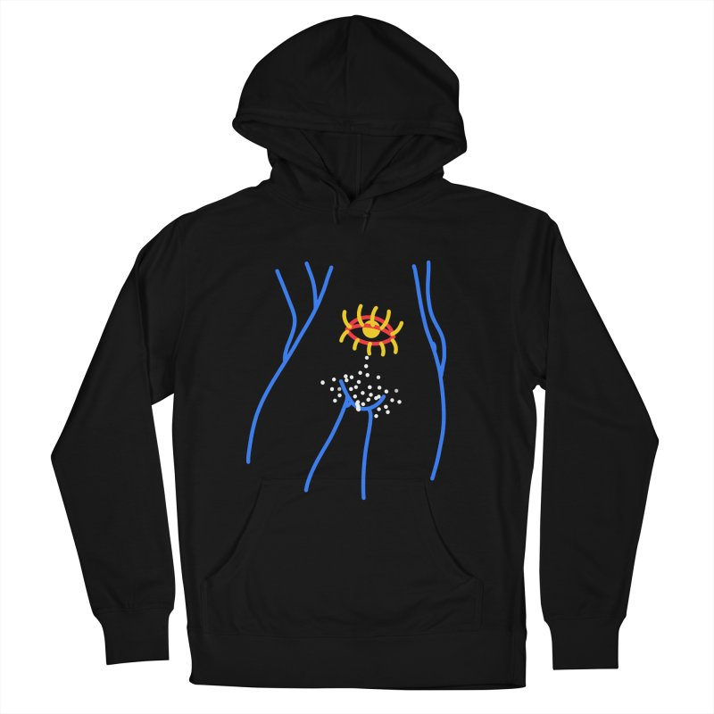 COOTER FLASH Men's French Terry Pullover Hoody by stephupsidefrown's Artist Shop