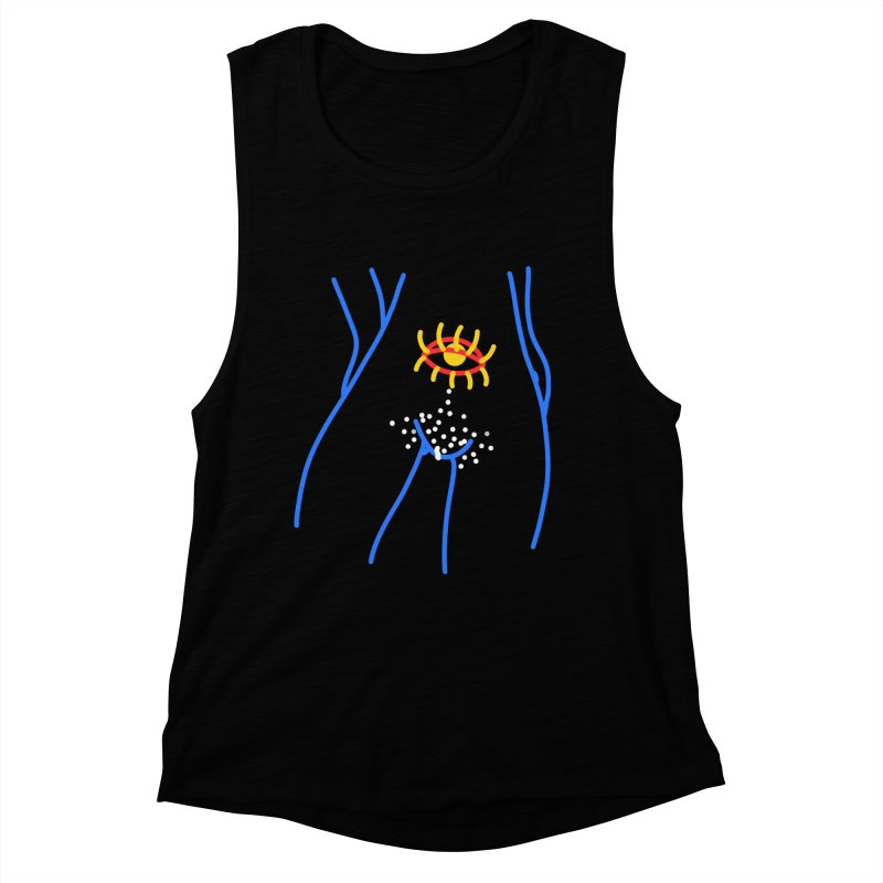 COOTER FLASH Women's Muscle Tank by stephupsidefrown's Artist Shop