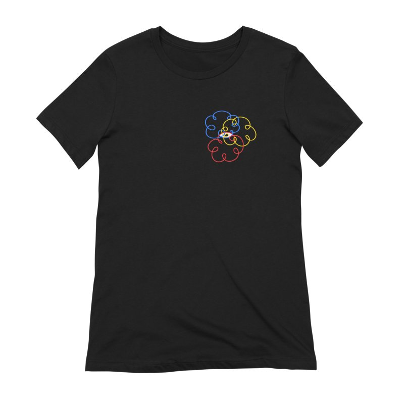 WHERES YOUR SOUL Women's Extra Soft T-Shirt by stephupsidefrown's Artist Shop