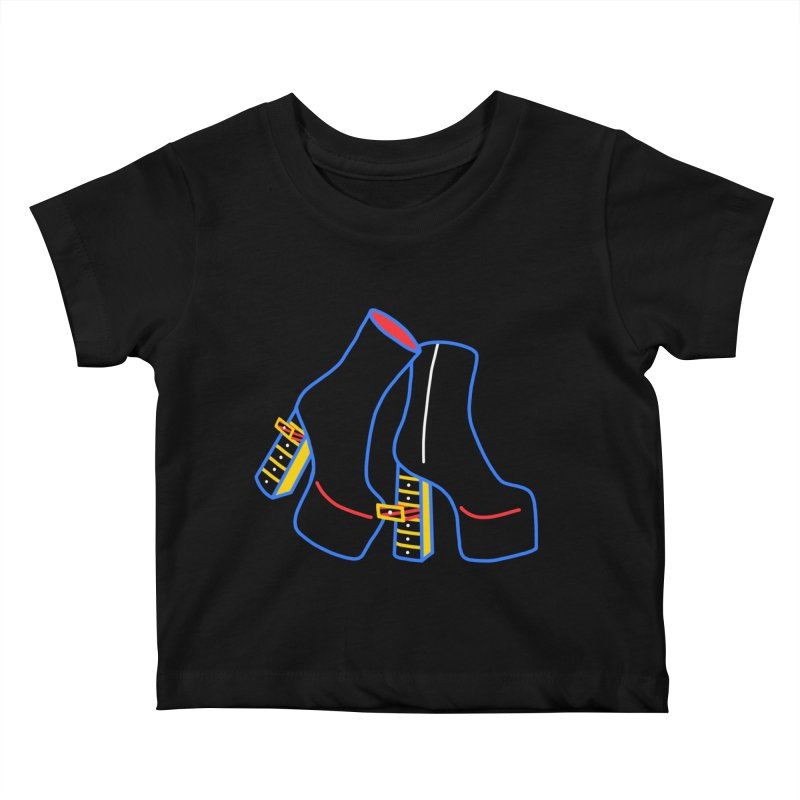 I DESIGNED IT Kids Baby T-Shirt by stephupsidefrown's Artist Shop
