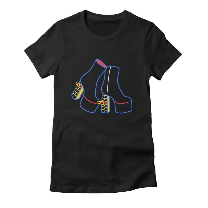 I DESIGNED IT Women's T-Shirt by stephupsidefrown's Artist Shop