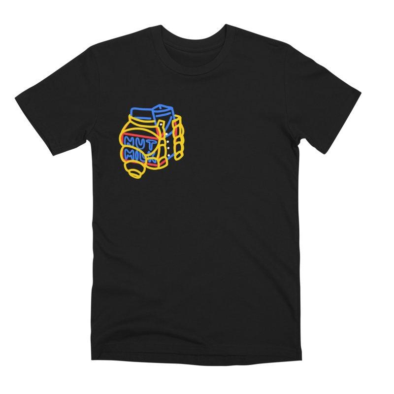 MUT NILK Men's T-Shirt by stephupsidefrown's Artist Shop