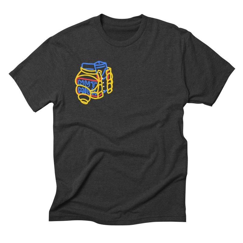MUT NILK Men's Triblend T-Shirt by stephupsidefrown's Artist Shop