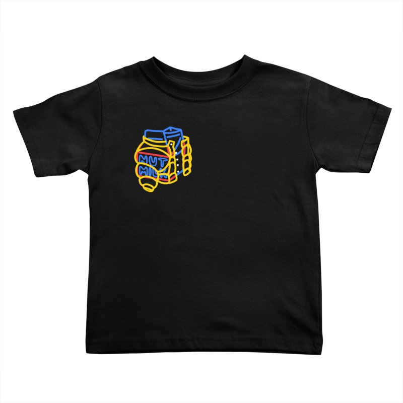 MUT NILK Kids Toddler T-Shirt by stephupsidefrown's Artist Shop