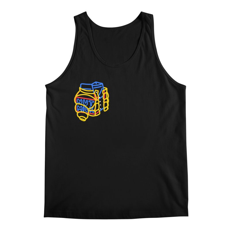 MUT NILK Men's Regular Tank by stephupsidefrown's Artist Shop