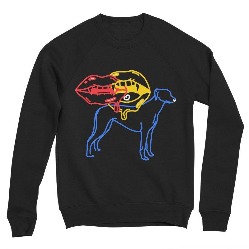 BAD B<3TCHES BITE BACK Women's Sweatshirt by stephupsidefrown's Artist Shop