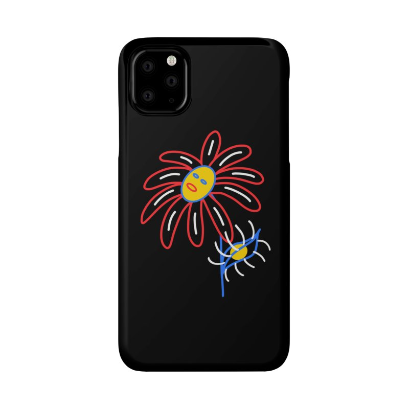 METAL PETALS Accessories Phone Case by stephupsidefrown's Artist Shop