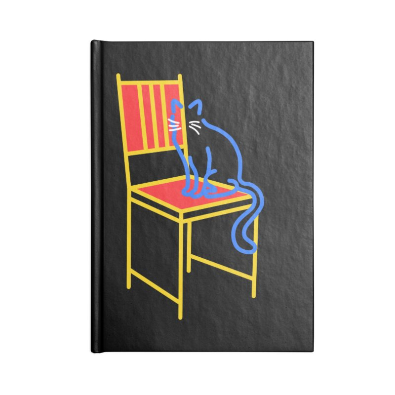 ANGEL Accessories Blank Journal Notebook by stephupsidefrown's Artist Shop