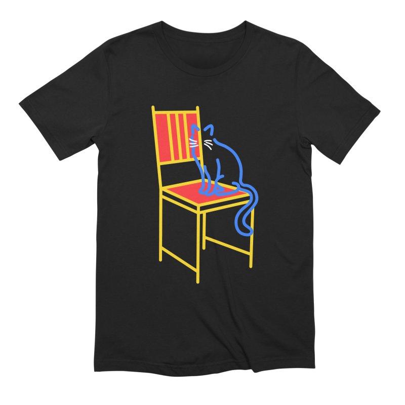 ANGEL Men's Extra Soft T-Shirt by stephupsidefrown's Artist Shop