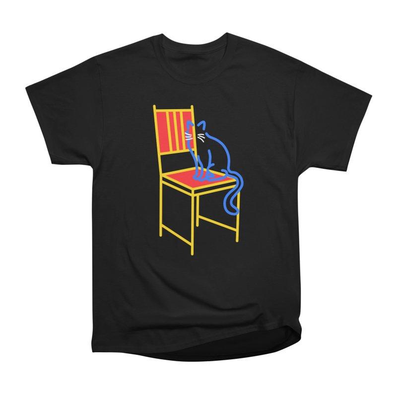 ANGEL Men's Heavyweight T-Shirt by stephupsidefrown's Artist Shop